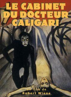 Le Cabinet du Docteur Caligari (L'acte de naissance du cinéma horrifique)
