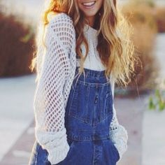 How to Chic: 22 INSPIRATIONAL WAYS TO WEAR OVERALLS