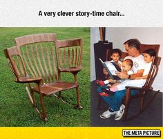 Story-Time Chair