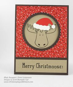 Christmas Holiday Cards 3D  Victoria Smith Handmade Crown Card