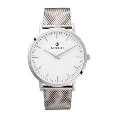 Silver & White Edition
