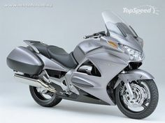 2006 Honda ST 1300 (Paneuropean)    Beautiful sport touring bike. Commonly used as a police cycle.