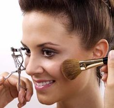 Make Up Basics: How To Do Natural Make Up #beautytips #makeup #beauty