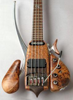 Thuya Bass   Spalt Instruments
