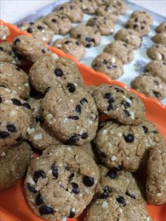 Choco Chip Peanut Cookies ..  Made by me