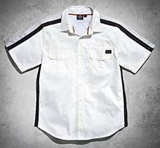 Sleeve Stripe Performance Shirt