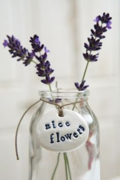 Lavendel / Label