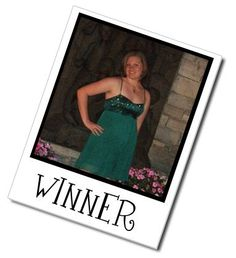 CONGRATULATIONS TO DEBBIE FOR BEING ONE OF THE WINNERS OF THE $100 GAS GIFT CARD!!