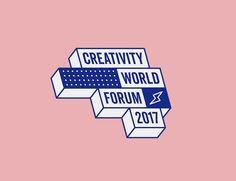 """Check out this @Behance project: """"Creativity World Forum 2017"""" www.behance.net/... behance.net"""