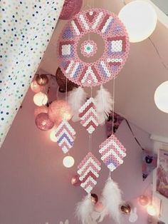 Dreamcatcher hama beads