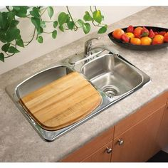 Wessan - Wessan Drop In One and a Half Bowl Stainless Steel Sink - JR613D73 - Home Depot Canada