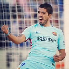 "357.5k Likes, 931 Comments - FC Barcelona (@fcbarcelona) on Instagram: "" Luis Suárez On we go....3 more points Suma y sigue... 3 puntos más Seguim sumant... 3 punts més…"""