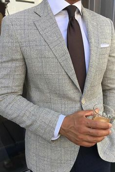 Why Mens Accessories Are A Game Changer Mens fashion Blazer Outfits Men, Mens Fashion Blazer, Stylish Mens Outfits, Mens Fashion Blog, Suit Fashion, Fashion 2020, Fashion Tips, Business Casual Men, Men Casual