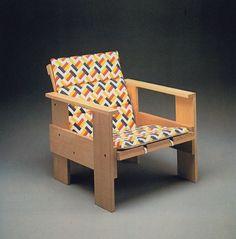 Gerrit Rietveld, Crate 1, 1934