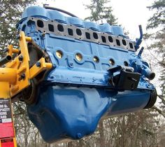 240 ford engine block - Google Search