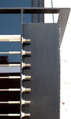 _Black and White_ custom stair-fd0005
