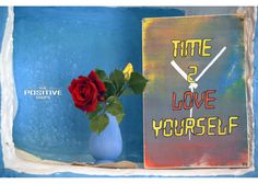 Time to love yourself Wooden Signs With Sayings, Motivation Inspiration, Love You, Inspirational Quotes, Positivity, Hand Painted, Painting, Life Coach Quotes, Te Amo