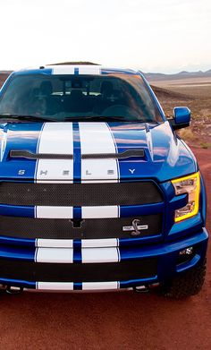 "h-o-t-cars: ""  2016 Shelby F-150 700HP """