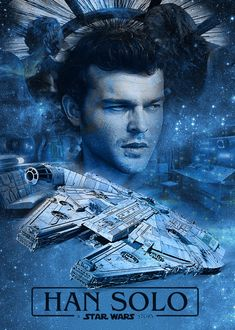 Solo A Star Wars Story movie posters &Artwork Star Wars Film, Nave Star Wars, Star Wars Novels, Star Wars Han Solo, Star Wars Poster, Star Wars Art, Han Solo And Chewbacca, Anthology Film, Fantasy Posters