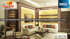 #MGIGroup, offers #MGIMaple one of its luxurious #residentialprojects in #Govindpuram, with a commitment to provide a #luxurious and quality #livingspace.  See More: http://www.mymgi.com/mgi-maple-luxurious-residential-project-in-govindpuram-ghaziabad.html