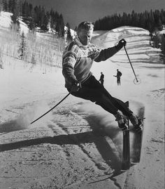 Stein Eriksen, Olympic Ski Champion Who Heralded Freestyle, Dies at 88 - The New York Times