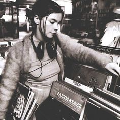 Bjork - the most amazing voice..... In my opinion