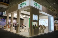 Stand for #giro at the last #fruitlogistica edition in #berlin