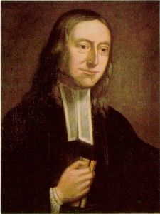 John Wesley was known for being the co- founder of the Methodist church. He preached all around England and the U.S.