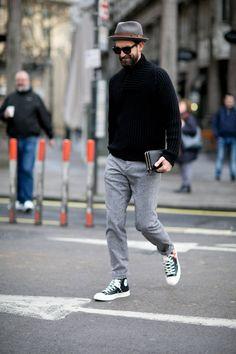 Street Style Homme Look #23