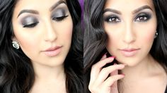 Urban Decay Naked Smoky Tutorial: Smokey Halo Eyes