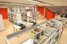 SANT HILARI SACALM Biblioteca Municipal de Sant Hilari Sacalm. 124 | Flickr: Intercambio de fotos