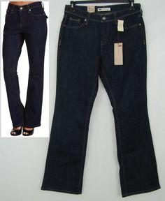 Levi's 515 Boot Cut Women's Mid Rise Jeans Size 10 NEW #Levis #BootCut 29.99