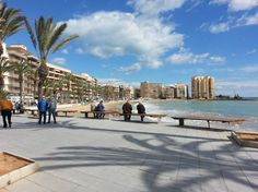 Torrevieja, Costa Blanca - stayed here in 2005