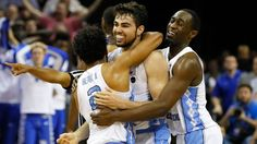 Luke Maye! Use the F...