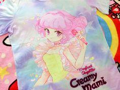 Magic Angel Short-Sleeved T-shirt [Japanese, Harajuku, Lolitta, Korean , Animefashion, Girls]