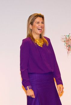 ♥•✿•QueenMaxima•✿•♥...November 20, 2014 Queen Maxima attends the symposium From Tradition To Ambition