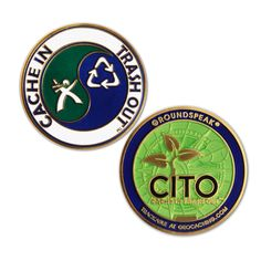 CITO weekend will be here before you know it!  CITO '11 Geocoin
