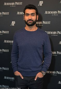 Down in the dumps: Kumail Nanjiani, 42, said he felt 'hopeless & helpless' and 'let down' ...