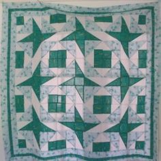 Crazy Ann quilt pattern and tutorial from Ludlow Quilt and Sew