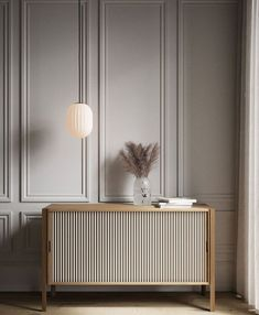 Foyer Design, Home Room Design, Home Interior Design, Interior Decorating, Neoclassical Interior, Wooden Cabinets, Luxury Interior, Modern Classic Interior, House Rooms