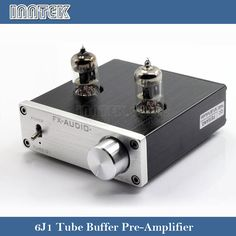 Aliexpress.com : Buy FX AUDIO TUBE 01 Mini 6J1 Vacuum Tube Pre Amplifier Stereo HiFi Buffer Preamp (Silver Panel) / Without power supply from Reliable tube romper suppliers on INNTEK Trading Co.,Ltd