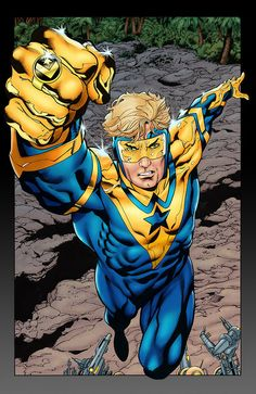 Booster Gold - Aaron Lopresti,  Matthew Ryan & Paul D
