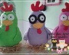 turma da galinha pintadinha