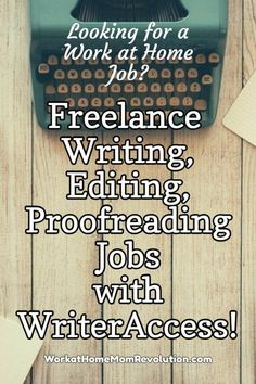 blog freelance writing work home