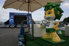 Hunday #BelowTheLine #FifaFanPark #MondialiDiCalcio2010 #Fifa2010 # ...