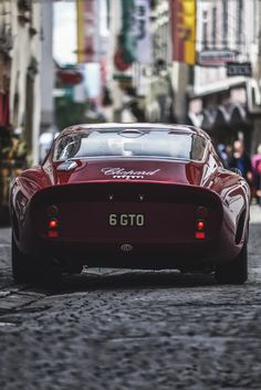 """themanliness: """"250 GTO 