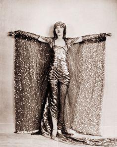 Sequinned Dancer. 1928.