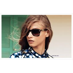 Preview the Newest Styles Coming from the Tory Burch Lookbook via Polyvore