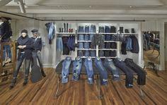 "Ralph Lauren,New York,""Denim Lifestyle Merchandising"", pinned by Ton van der Veer"