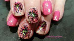 UC1-03 plate #adeleverweynails  #uberchicbeauty #repost # #stamping #nailsoftheday #nailpolishaddict #stampingart  #nailartwow #nails